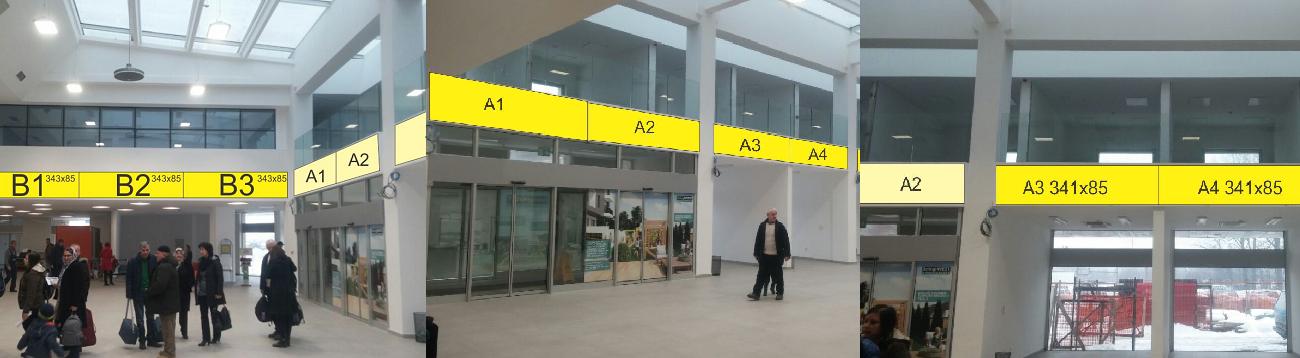"""""""Međunarodni aerodrom Tuzla"""" d.o.o. - Javni poziv"""